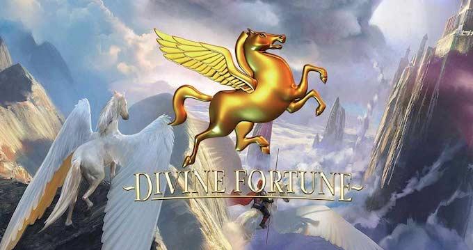 Divine Fortune(ディバインフォーチュン)で大勝ち!